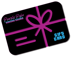 Purple Pain Tattoo Studio - Gift Cards
